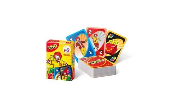 McDonald's Japan celebrates Happy Meal 30th anniversary with awesome travel-size board games