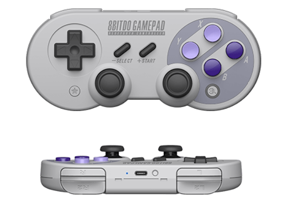 Classic 16-bit Nintendo controllers get modern makeover for use with Switch, current-gen consoles