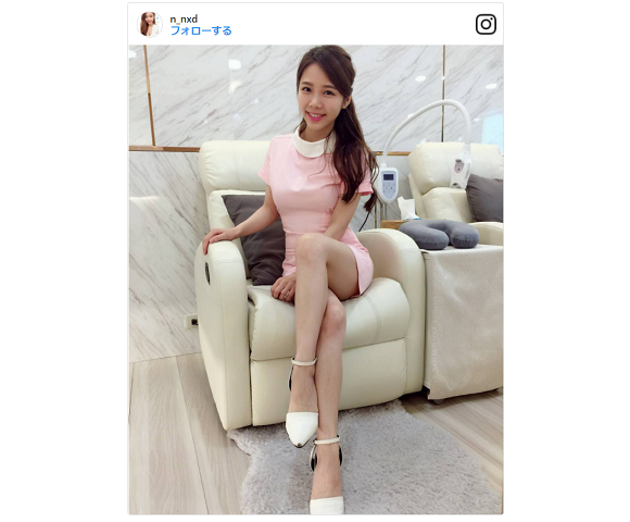 Beautiful Taiwanese dental assistant has Internet either brushing like crazy or wanting cavities