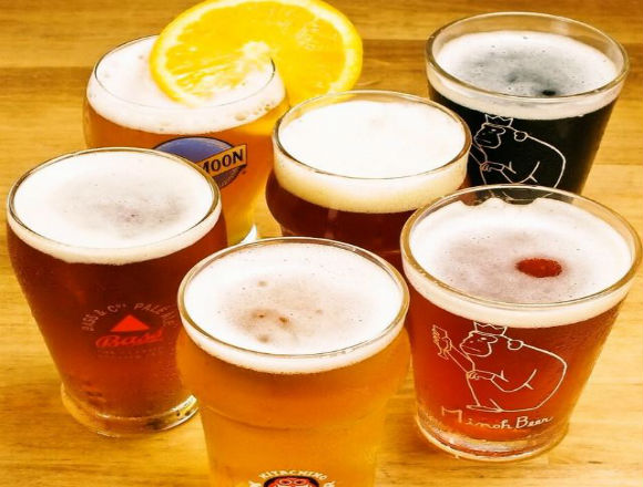 Amazing all-you-can-drink craft beer membership lets you drink yourself silly all year round