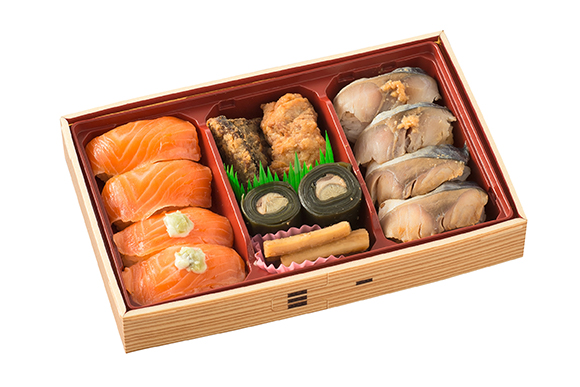 The five best bento boxed lunches sold at train stations in east Japan