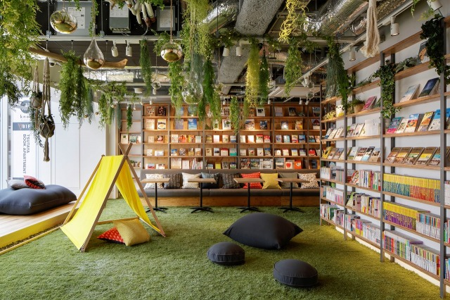 Tsutaya Book Apartment: Stay overnight at new 24-hour bookstore in Tokyo