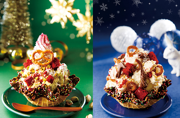 All-you-can-eat ice cream at Cold Stone this month set to make Japan's holiday season extra happy