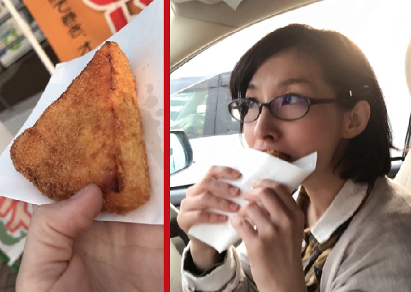 Deep-fried sushi exists in Japan, and here's where to try it【Taste test】