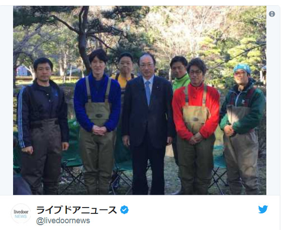 Japanese TV show about draining ponds becomes surprise hit with viewers