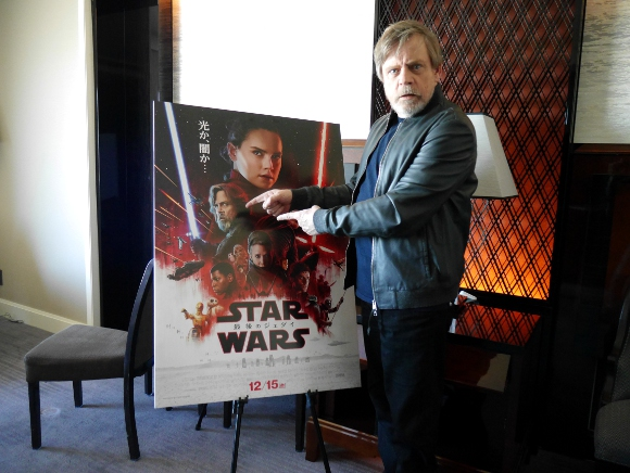 The Force is with us as we interview Luke Skywalker himself, Mark Hamill【Interview】