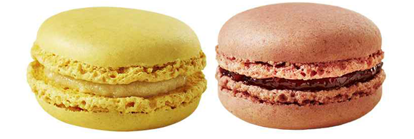 McDonald's Japan adds limited-edition French macarons to their menu