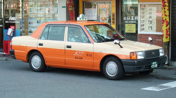 Tokyo taxi driver violently assaulted by Tokyo taxi company president
