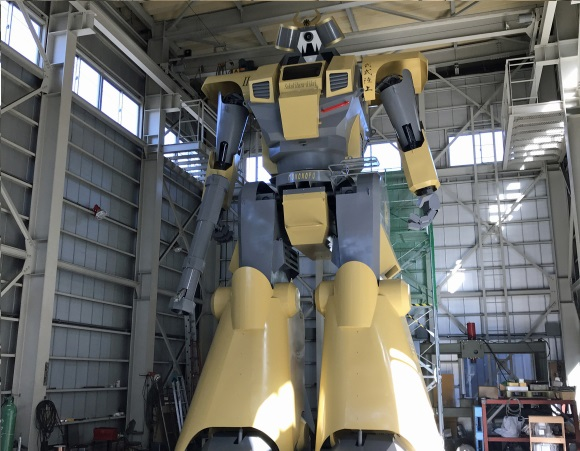 The tragedy of Mononofu, the functional two-and-a-half-story bipedal robot【Pics & Video】