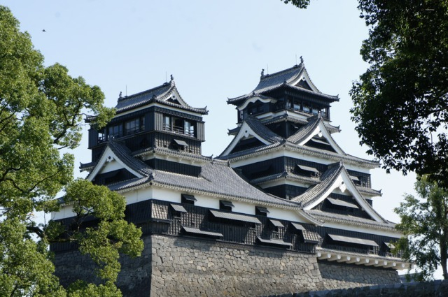 Miniature Kumamoto Castle exhibition lets you marvel at its remarkable architecture up close