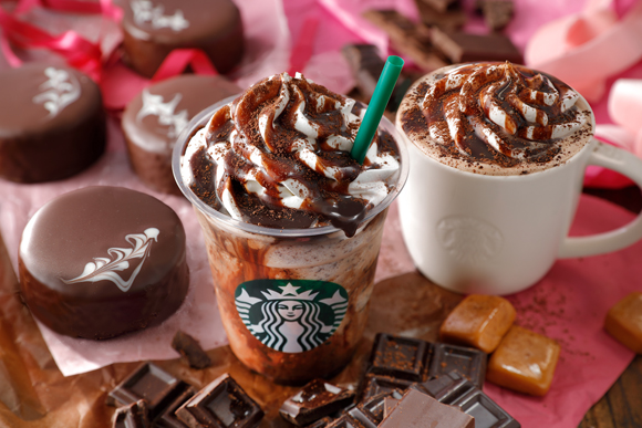 Starbucks Japan's new Chocoholic Frappuccino gets what Japanese Valentine's Day is really about