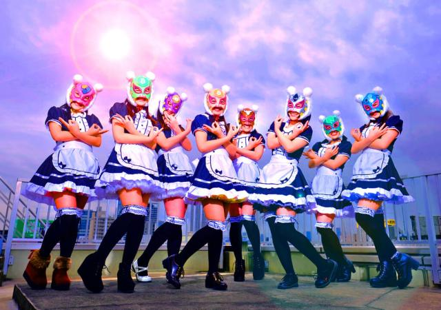 Introducing Virtual Currency Girls, the new electronic money-themed, educational idol group