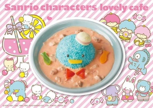 Meet and eat nostalgic Sanrio characters from the 80s at limited-time cafe in Tokyo