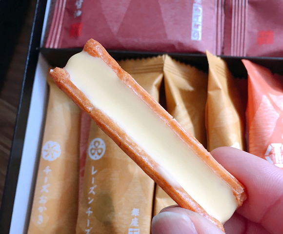 There's now a shortage-born resale market for Yoshiki's beloved Japanese cheese snacks