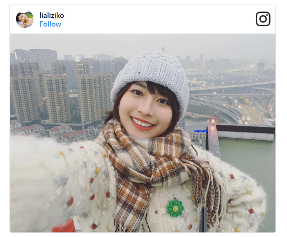 Beautiful Chinese Yui Aragaki lookalike fools our eyes, charms the Internet【Pics】