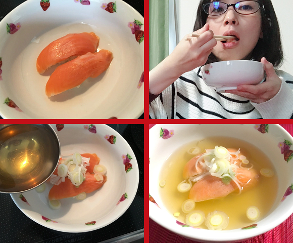 Sushi soup? We try Japan's latest easy-to-make, so-crazy-it-might-work meal【Taste test】