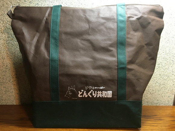 【Lucky Bag Roundup 2018】Celebrate New Year with Studio Ghibli merchandise from Donguri Kyowakoku