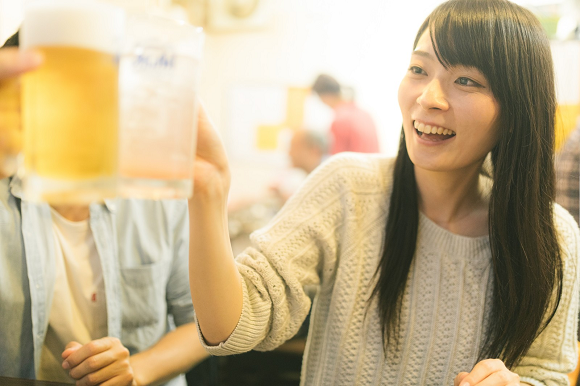 Akihabara pub offering monthly all-you-can-drink passes with durations up to half a year