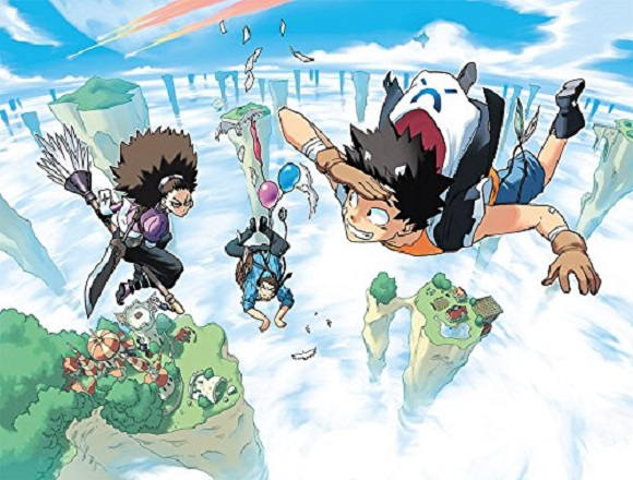 "French shonen manga ""Radiant"" to receive Japanese anime adaptation"