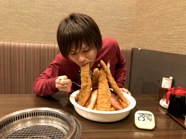 Tokyo restaurant's mega pasta is so huge they'll pay you US$455 if you can eat it all by yourself