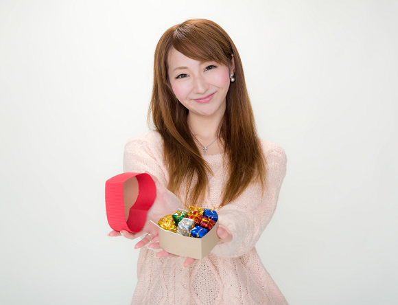 Survey reveals Japanese men really want home-made chocolate, but are women willing to make it?
