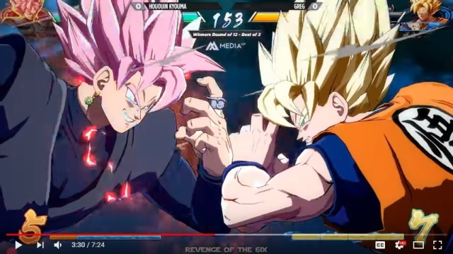 Pro player reaches top 8 in Dragon Ball FighterZ competition using piano keyboard as controller