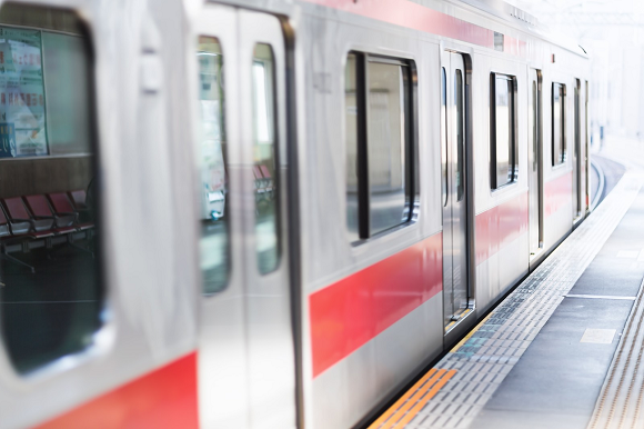 Japanese senior stabs younger man multiple times after seeing him sit in train's priority seat