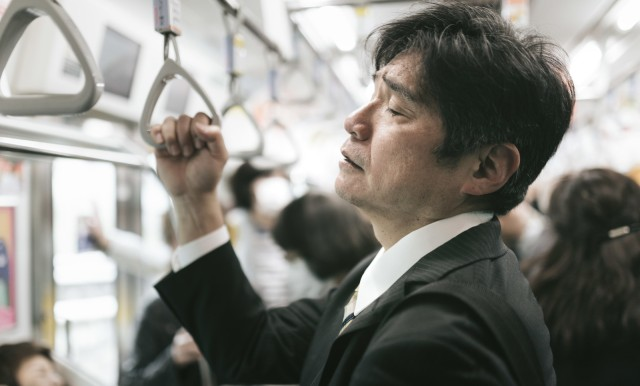 22 February turned out to be a bad day for Tokyo train commuters, as freak delays showed