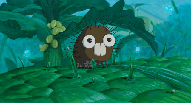 Miyazaki's new animated short Boro the Caterpillar completed, voice actor revealed