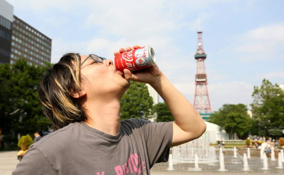 Alcoholic Coca-Cola set to go on sale in Japan as company enters the canned cocktail market