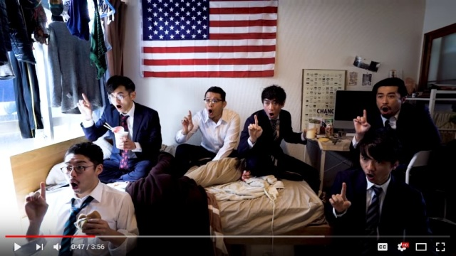 """Dance group World Order rocks the world with """"Let's start WW3"""" music video【Video】"""