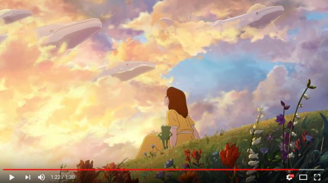 Oregon as a Studio Ghibli film – Gorgeous tourism video shows the state as a Miyazaki wonderland