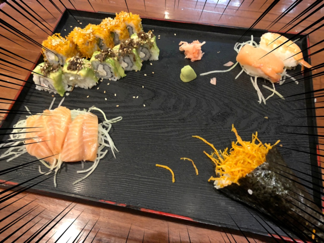 Our Japanese-born reporter gets some culture shock at Mexico City's most popular sushi chain