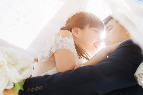 Japanese wife announces secret to a happy marriage, after being wed just three years