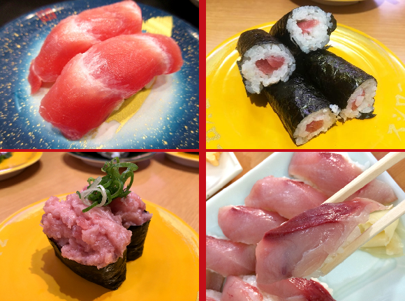 What's the best type of sushi to end a meal on? Japanese survey picks the pieces