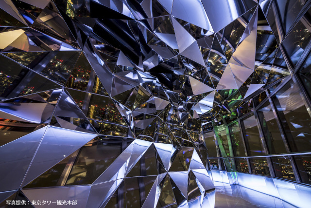 Tokyo Tower opens up new Top Deck Tour with futuristic interiors, free drinks and extra services