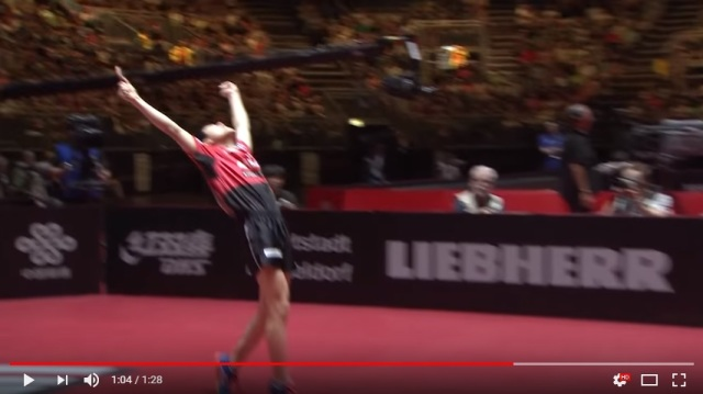 Rising 14-year-old Japanese table tennis star screams way to victory, ruffles netizens' feathers