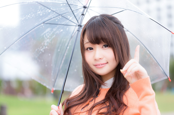 The simplest, most direct way to protect your umbrella from being stolen in Japan