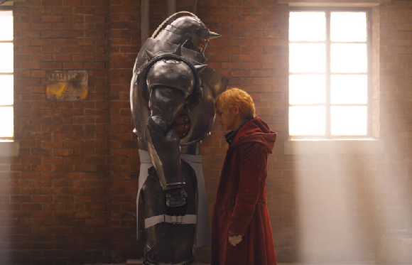 Netflix's Fullmetal Alchemist: It doesn't suck