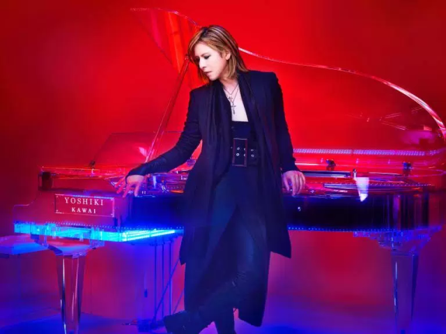 X Japan's Yoshiki announces diner show for fans who love his music and have 800 bucks to spend