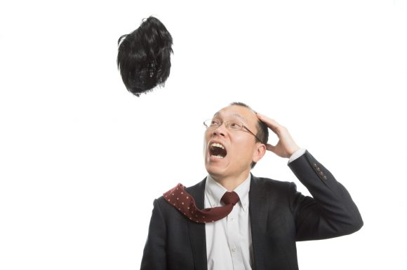 There'll be hell toupee after devil winds cause hair-raising mayhem across Japan