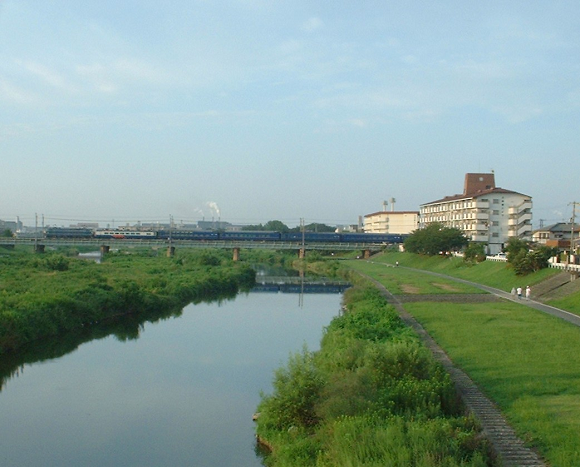 81-year-old Japanese man leaps into river to save drowning 86-year-old woman