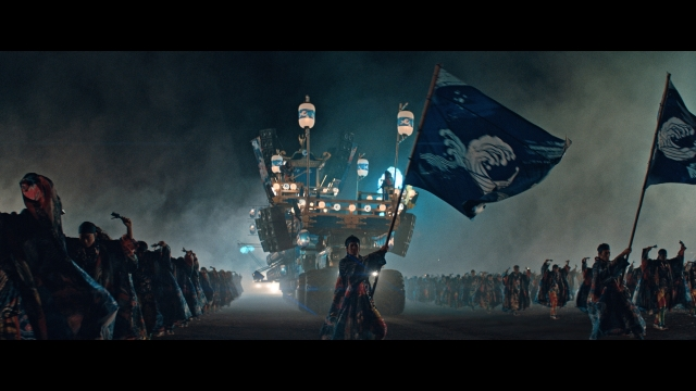 New ad for Pepsi J-Cola is like a badass Mad Max Japanese festival 【Video】