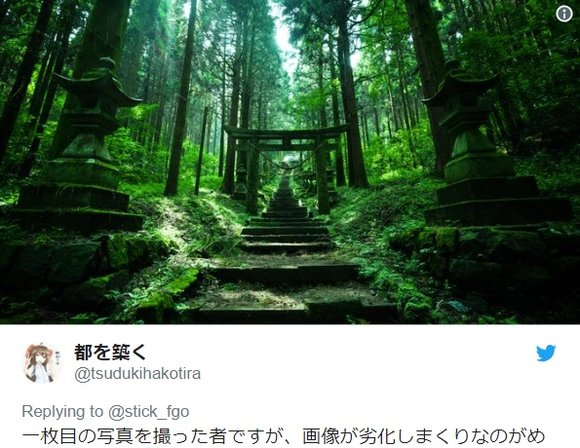 Japanese Twitter user posts beautiful photos of what may be Japan's most picturesque shrine