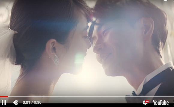 Japan's steamy '10,000 Kisses' ad has viewers blushing from cuteness, intense embarrassment【Vid】