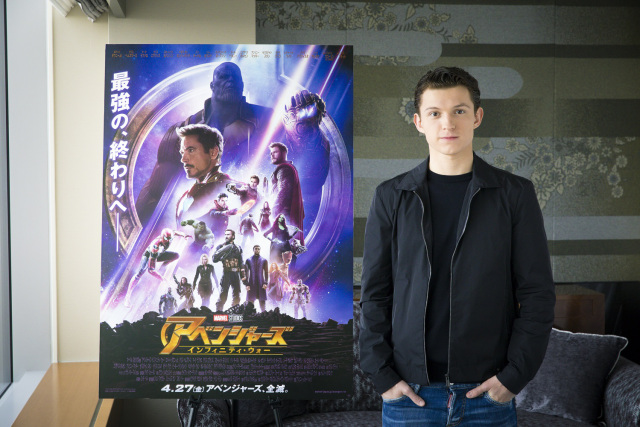 With great power comes the responsibility to interview movie stars: We sit down with Tom Holland