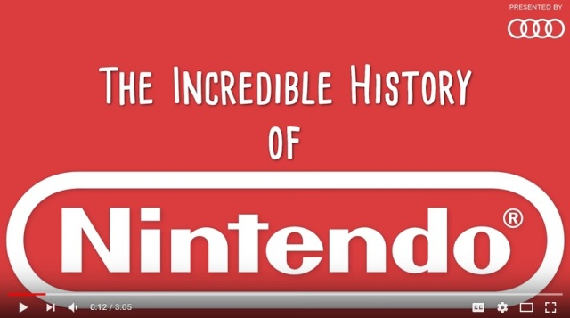 Clip shows Nintendo wouldn't be the powerhouse it is today without cards and yakuza【Video】