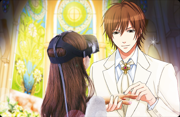 Wedding ceremonies with handsome anime men now being offered at Akihabara VR center