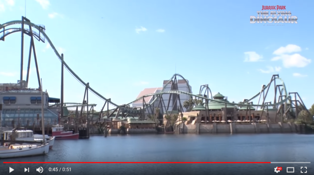 Universal Studios Japan roller coaster stops, leaves passengers dangling 98 feet above ground