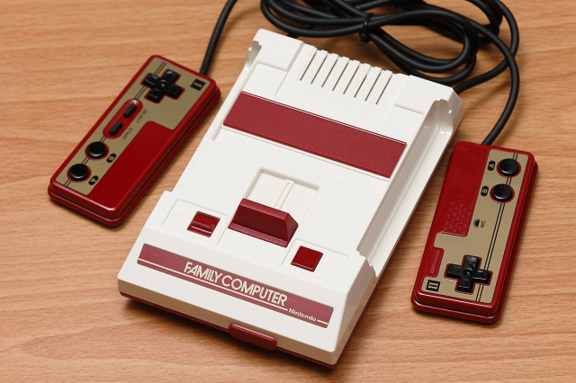 New 8-bit Nintendo classic system announced for Japan with 20 games not in last version